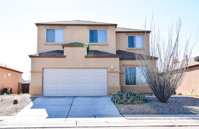 423 W Hickory, Benson, AZ 85602 (#22002161) :: The Josh Berkley Team