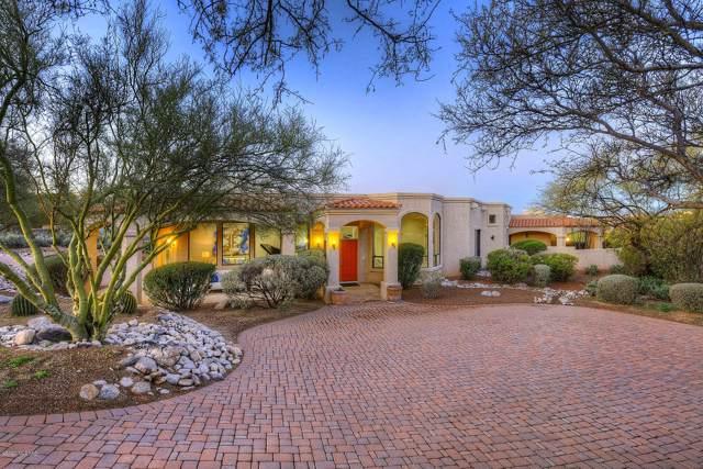 5791 N Paseo Otono, Tucson, AZ 85750 (#22002162) :: Long Realty - The Vallee Gold Team