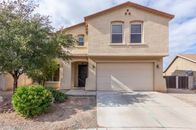 7036 S Petrel Lane, Tucson, AZ 85756 (#22002202) :: Tucson Property Executives