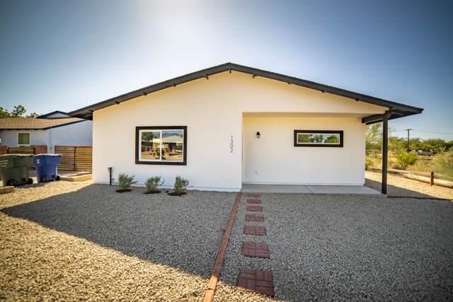 1302 E 13th Street, Tucson, AZ 85719 (#22002207) :: Tucson Property Executives