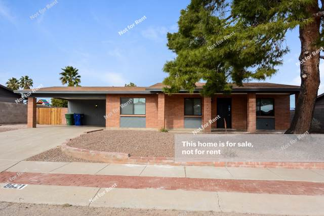 8621 E Desert Palm Street, Tucson, AZ 85730 (#22002208) :: The Local Real Estate Group | Realty Executives