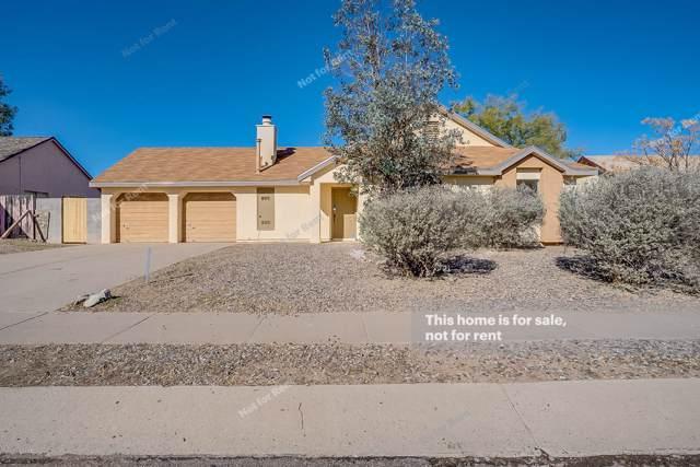 3188 W Avenida Destino, Tucson, AZ 85746 (#22002210) :: Long Realty - The Vallee Gold Team