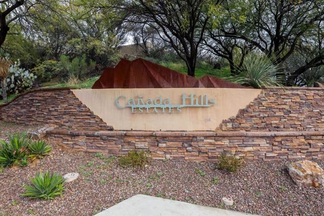 1060 W Broken Stone Place #82, Oro Valley, AZ 85737 (#22002212) :: Keller Williams