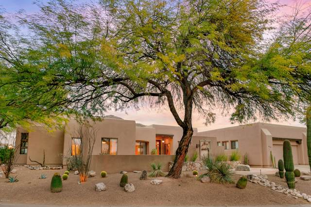 6460 N Silversmith Place, Tucson, AZ 85750 (#22002222) :: Long Realty - The Vallee Gold Team