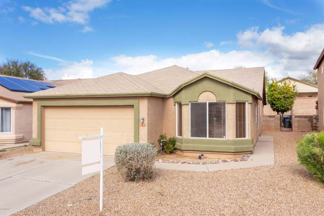 9155 E Rainsage Street, Tucson, AZ 85747 (#22002235) :: The Local Real Estate Group | Realty Executives