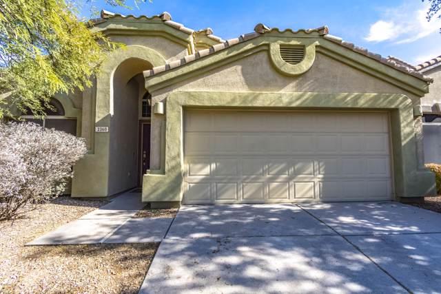 2360 N Creek Vista Drive, Tucson, AZ 85749 (#22002251) :: The Josh Berkley Team