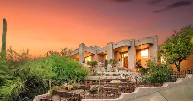 14333 N Gecko Canyon Trail, Tucson, AZ 85755 (#22002280) :: Long Realty Company