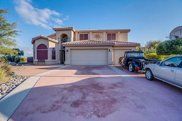 3101 W Magee Road, Tucson, AZ 85741 (#22002294) :: Keller Williams