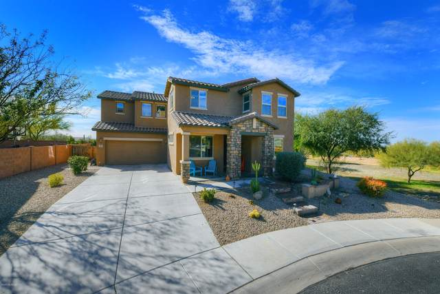 3731 W Richmond Vista Drive, Marana, AZ 85658 (#22002309) :: Tucson Property Executives