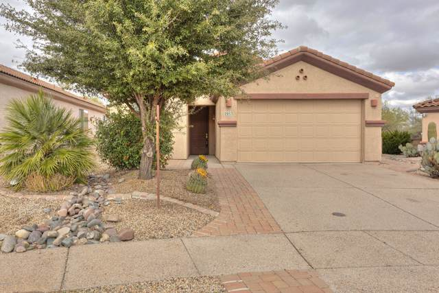 2953 S Royal Aberdeen Loop, Green Valley, AZ 85614 (#22002315) :: Long Realty - The Vallee Gold Team