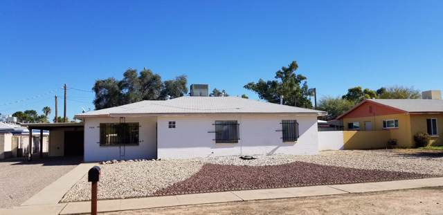 709 S Erin Avenue, Tucson, AZ 85711 (#22002319) :: Long Realty - The Vallee Gold Team