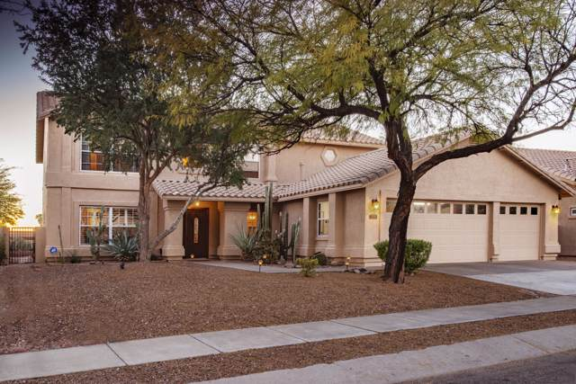 12439 N Wayfarer Way, Oro Valley, AZ 85755 (#22002332) :: Tucson Property Executives