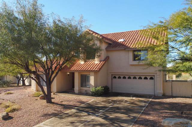 6420 E Calle Cavillo, Tucson, AZ 85750 (#22002348) :: Long Realty - The Vallee Gold Team