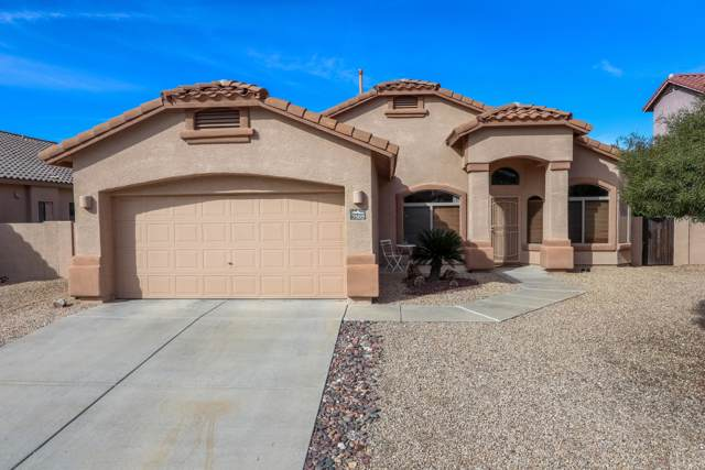 7509 N Clemens Way, Tucson, AZ 85743 (MLS #22002365) :: The Property Partners at eXp Realty