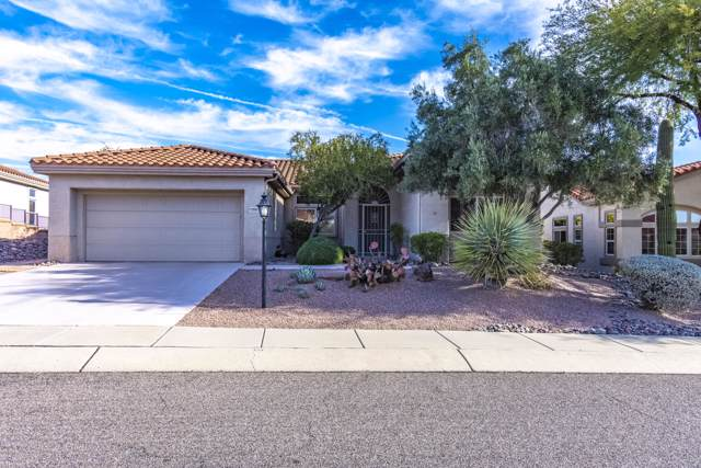 13666 N Pima Spring Way, Oro Valley, AZ 85755 (#22002371) :: Long Realty - The Vallee Gold Team