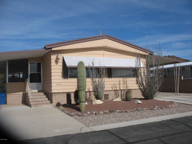 5580 W Flying W Street, Tucson, AZ 85713 (#22002376) :: Long Realty - The Vallee Gold Team