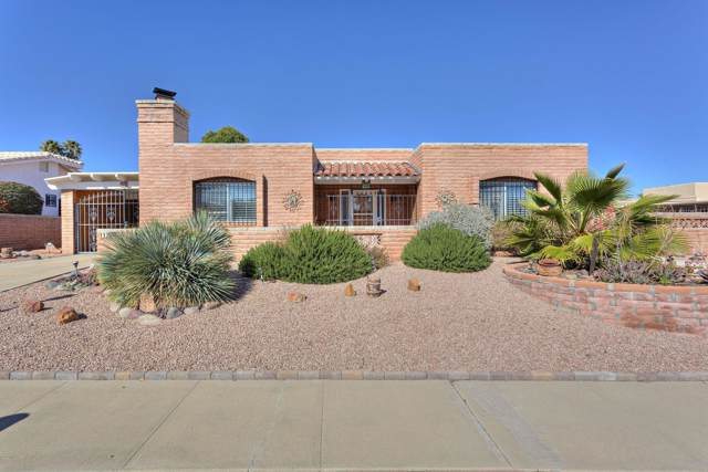 112 W Calle Manantial Kent, Green Valley, AZ 85614 (#22002380) :: eXp Realty