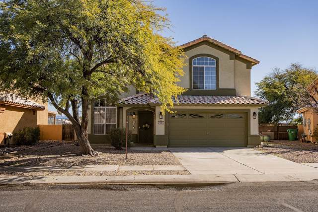 9050 N Safflower Lane, Tucson, AZ 85743 (#22002388) :: Long Realty - The Vallee Gold Team
