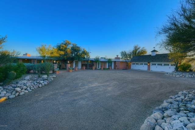 4848 E Calle Pequena, Tucson, AZ 85718 (#22002394) :: Tucson Property Executives