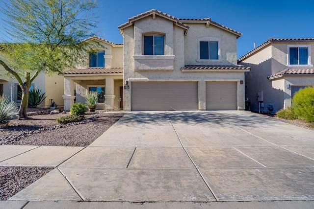 14386 S Via Del Moro, Sahuarita, AZ 85629 (#22002395) :: Realty Executives Tucson Elite