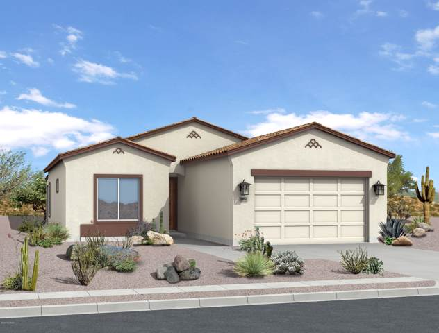 748 N Camino Colina Del Pino Lot 88, Green Valley, AZ 85614 (#22002396) :: Gateway Partners
