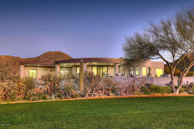 4671 W Long Ridge Place, Marana, AZ 85658 (#22002402) :: Tucson Property Executives