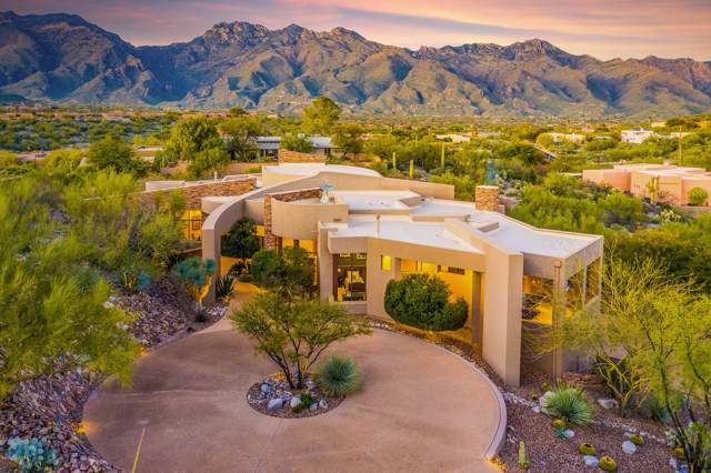 5015 N Rock Canyon Road, Tucson, AZ 85750 (#22002409) :: The Local Real Estate Group | Realty Executives