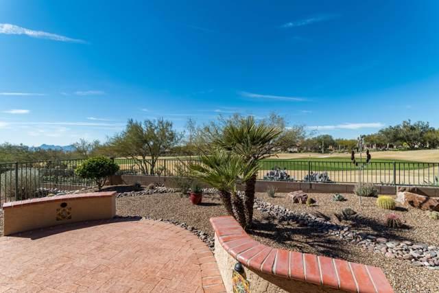 13587 N Heritage Gateway Avenue, Marana, AZ 85658 (#22002421) :: The Josh Berkley Team