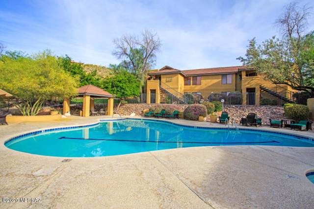 7255 E Snyder Road #9102, Tucson, AZ 85750 (#22002445) :: Keller Williams