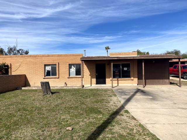 6611 E Escalante Road, Tucson, AZ 85730 (#22002450) :: The Local Real Estate Group | Realty Executives
