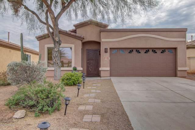 162 E Corte Rancho Centro, Sahuarita, AZ 85629 (#22002455) :: Keller Williams