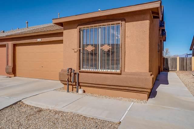 2141 E Calle Arroyo Lindo, Tucson, AZ 85706 (#22002465) :: Long Realty Company