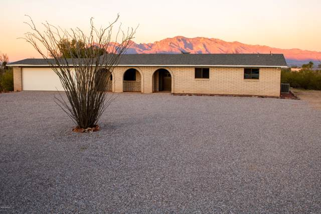 3611 W Cobbs Place, Tucson, AZ 85745 (#22002467) :: Long Realty - The Vallee Gold Team