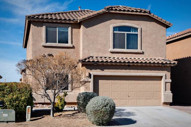 8456 S Egyptian Drive, Tucson, AZ 85747 (#22002474) :: Long Realty - The Vallee Gold Team