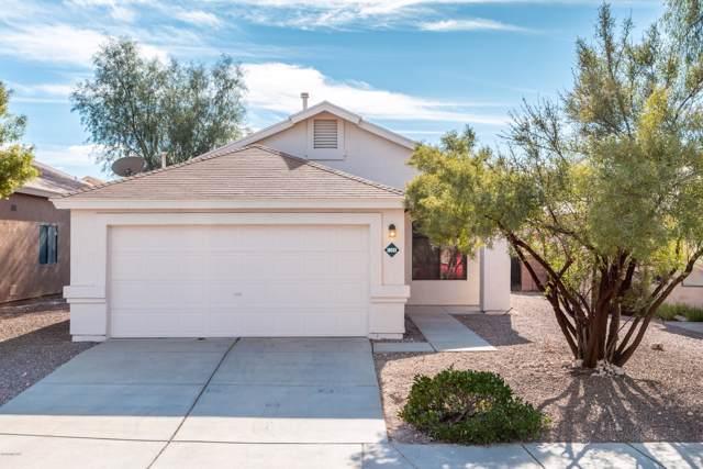 10032 E Via Del Fandango, Tucson, AZ 85747 (#22002475) :: Keller Williams