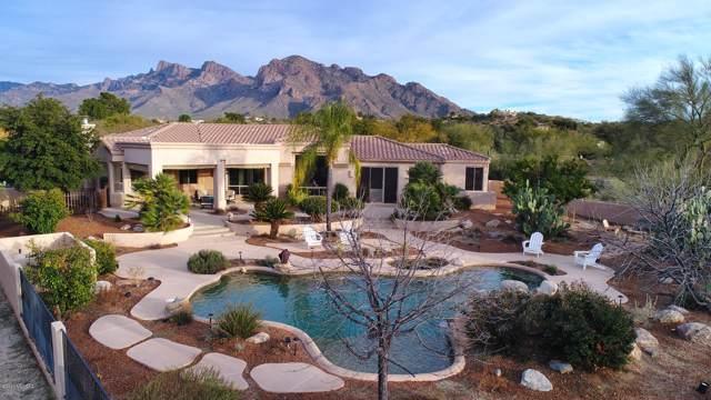 1050 W Saddlehorn Drive, Oro Valley, AZ 85704 (#22002481) :: The Local Real Estate Group | Realty Executives