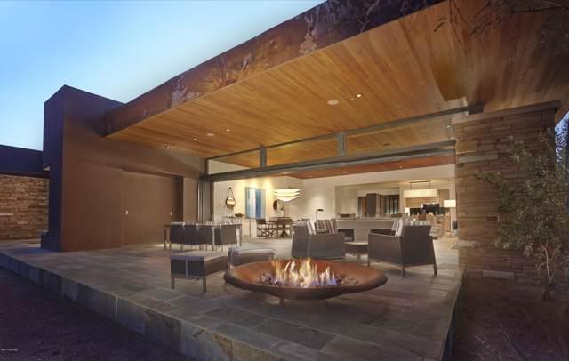 5000 E Via Estancia Miraval #9, Tucson, AZ 85739 (#22002493) :: Long Realty - The Vallee Gold Team