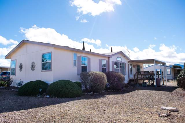 3171 W Wren Drive, Benson, AZ 85602 (#22002501) :: Realty Executives Tucson Elite