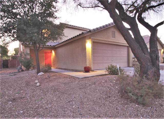 6875 S Sonoran Bloom Avenue, Tucson, AZ 85756 (#22002532) :: Long Realty - The Vallee Gold Team