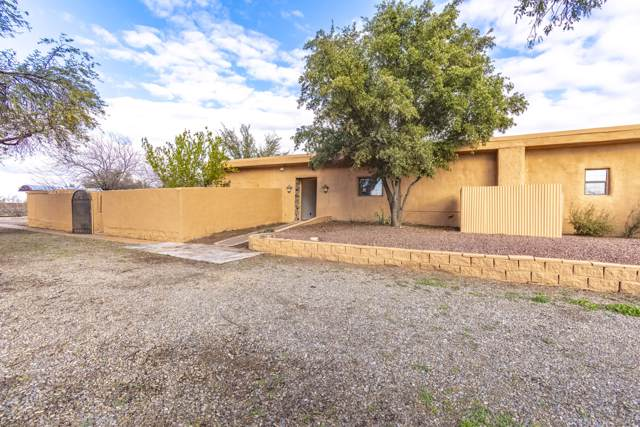 13645 W Sagebrush Road, Marana, AZ 85653 (#22002536) :: Long Realty - The Vallee Gold Team