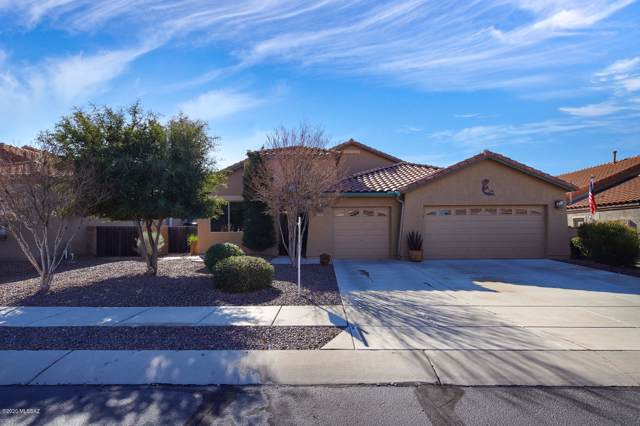 5099 W Wild Burro Spring Drive, Marana, AZ 85658 (#22002537) :: Long Realty - The Vallee Gold Team