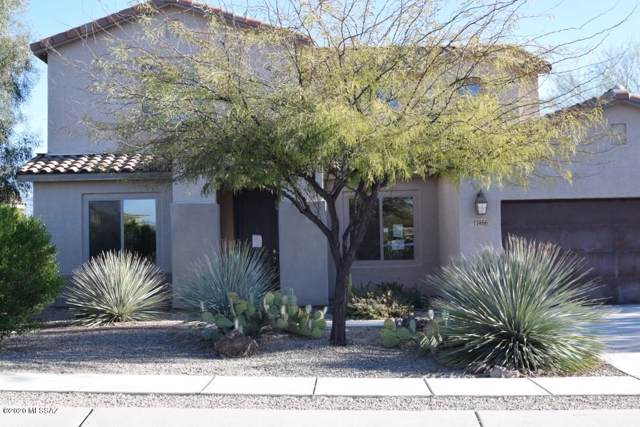 11466 N Adobe Village Place, Marana, AZ 85658 (#22002541) :: Long Realty - The Vallee Gold Team