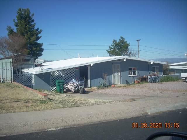 124 W 6Th Avenue, San Manuel, AZ 85631 (#22002551) :: Tucson Property Executives