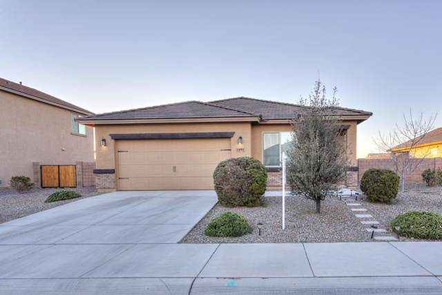 14081 N Stone Pendant Way, Marana, AZ 85658 (#22002553) :: Long Realty - The Vallee Gold Team