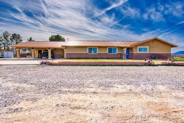 141 S Taylor Road, Willcox, AZ 85643 (#22002560) :: Keller Williams