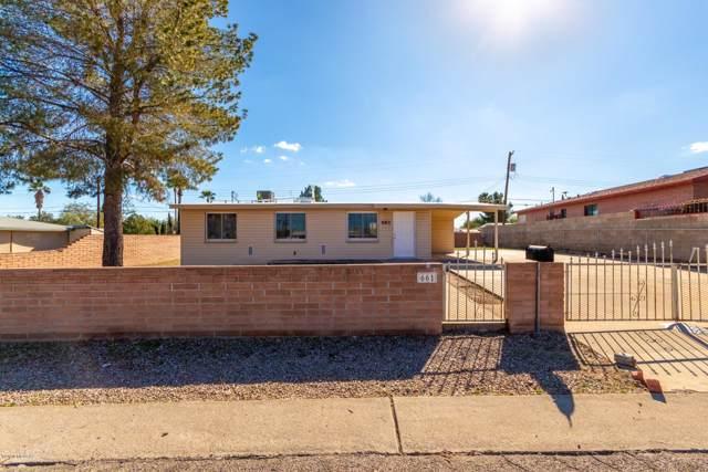 661 W Calle Milu, Tucson, AZ 85706 (#22002597) :: Long Realty Company