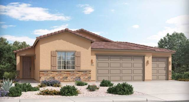 10915 W Keuka Drive W, Marana, AZ 85658 (#22002599) :: Long Realty - The Vallee Gold Team