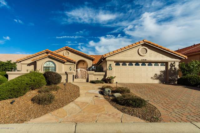 37830 S Rolling Hills Drive, Tucson, AZ 85739 (#22002602) :: Long Realty - The Vallee Gold Team