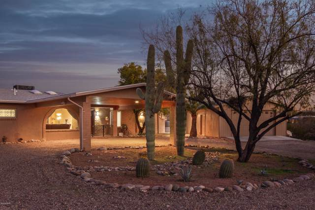 847 W Camino Del Oro, Tucson, AZ 85704 (#22002615) :: Long Realty - The Vallee Gold Team