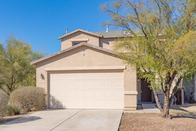 1018 W Seashell Court, Tucson, AZ 85704 (#22002620) :: Long Realty - The Vallee Gold Team